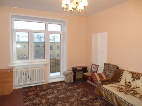 Продается комната 20 м кв в 3-х комнатной квартире в центре Москвы. - Фото 1