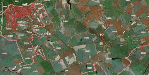 Участок 6,73 Га, 18 км от Балашова по федеральной трассе. - Фото 2
