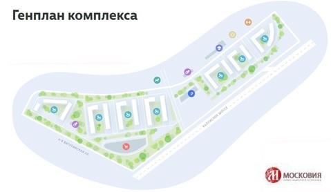 Студия 27.5м2, прописка Москва. 15 км от МКАД, Калужское шоссе. - Фото 5