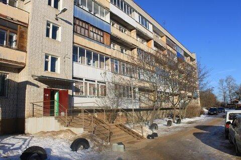 Однокомнатная квартира в г. Кимры, ул. Ленина, д. 44/43 - Фото 1