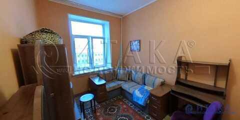 Продажа комнаты, м. Нарвская, Ул. Курляндская - Фото 1