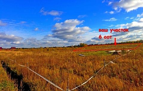Участок 6 сот ДНП Всеволожский район Романовка - Фото 2
