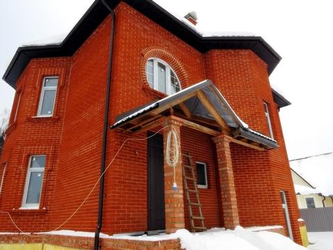 Кирпичный дом от соб-ка Минское шоссе - Фото 1