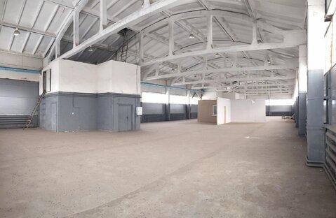 Продам производственно-складской комплекс 6545 кв.м. - Фото 1