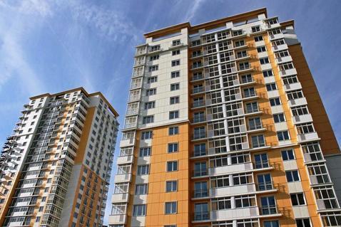 3кквартира в ЖК Чиличета, Купить квартиру в Москве по недорогой цене, ID объекта - 314905607 - Фото 1