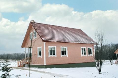 Замечательные небольшие дома по Новорижскому шоссе 120м2 - Фото 5