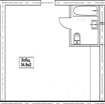 Квартира в студии - Фото 2