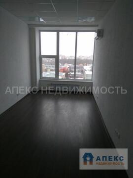 Аренда офиса пл. 18 м2 м. Семеновская в бизнес-центре класса В в . - Фото 4