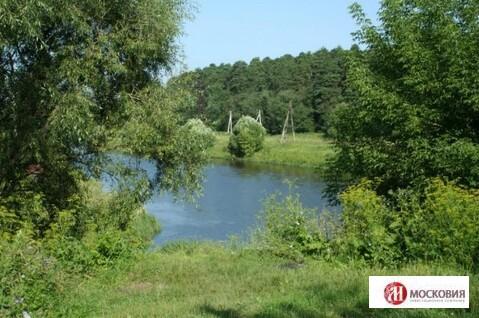 Лесной участок 27.29 соток, на берегу реки.Прописка Москва.Коммуникации - Фото 4