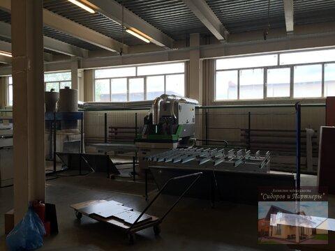 Производственнно-складской комплекс с земельным участком - Фото 5