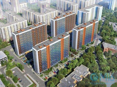 Продажа 2-комнатной квартиры, 56.03 м2, Московское ш, д. 13 - Фото 1