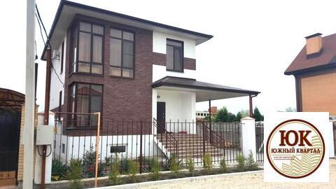 Продается дом 202 кв.м. на участке 7.5 соток. - Фото 1