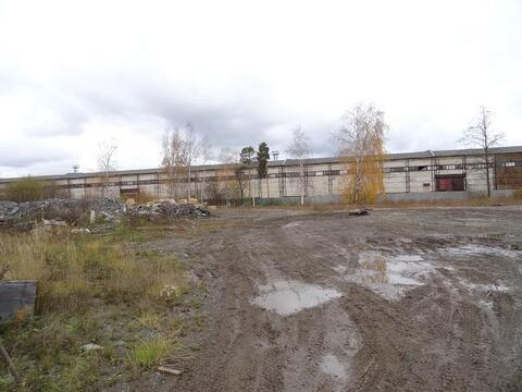 Участок 63 сотки под Производственную базу, р-он Лечебный. - Фото 3