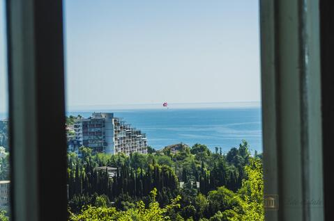 Продам видовую квартиру в тихом районе Партенита у подножья Аю-Дага - Фото 2