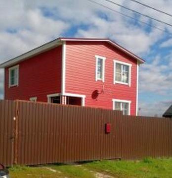 Дом из бруса 100 м кв 10 соток - Фото 1