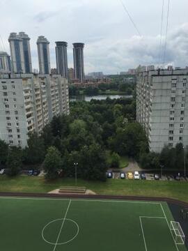 Продам 1-к квартиру, Москва г, улица Довженко 8к1 - Фото 3