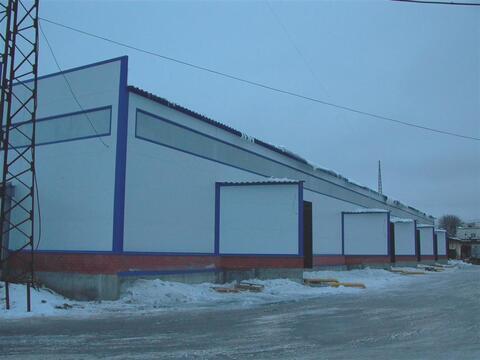 Сдам складской комплекс 2 600 кв.м. - Фото 1
