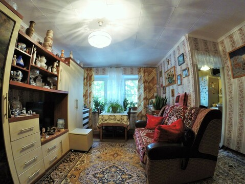 1 к. квартира, в Московская обл, г.Пущино Микр.В. - Фото 4
