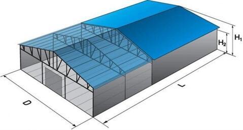 Сдам складское помещение 1000 кв.м, м. Старая деревня - Фото 2
