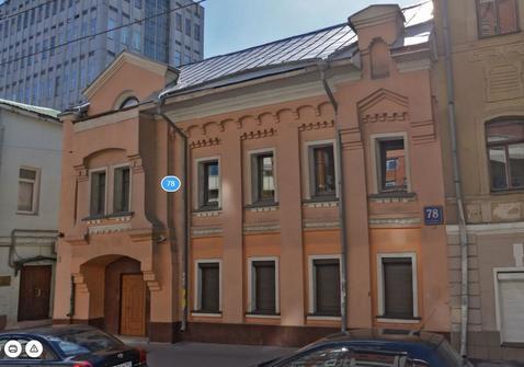 Престижный особняк 418 м2 в ЦАО Бакунинская 78 - Фото 1