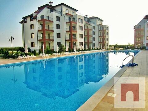 Дешевая двухкомнатная квартира в Ахелой, Болгарии - Фото 1