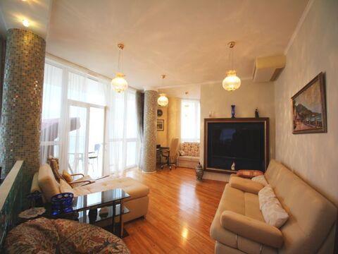 2-комнатная квартира с панорамным видом на море, Гурзуф - Фото 5
