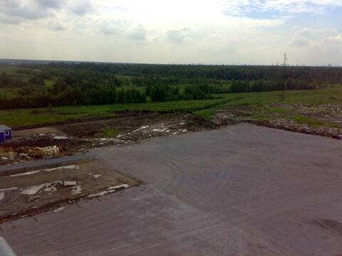 Земли промышленности 6 га в промзоне Янино - 2 - Фото 2