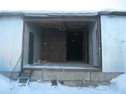 Вольская 1-я 32 склад в аренду с пандусом полы ровные - Фото 2