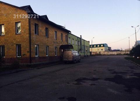 Сдается база в г. Москва, д. Саларьево, на территории в 1.2 га за бето - Фото 3