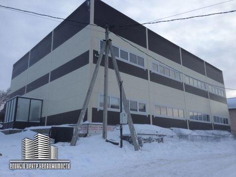 Аренда комплекса под склад, производство или офис, с. Внуково - Фото 1