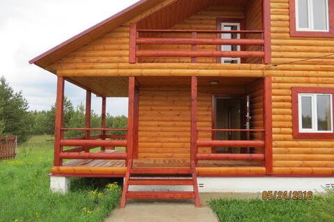 Новый дом 130 м2, 15 соток, газ, д. Володино - Фото 2