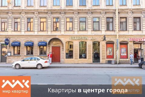 Продажа офиса, м. Площадь Восстания, Жуковского ул. 12 - Фото 1