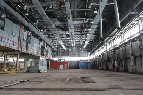 Сдам производственный цех 3500 кв.м. - Фото 2