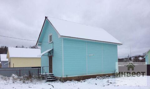 Продается 2х этажный дом 85 кв.м на участке 4 сотки - Фото 1