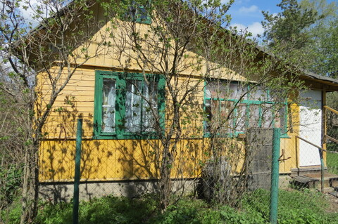 Отличная дача, Душ, 10 соток, СНТ Железнодорожник - Фото 1