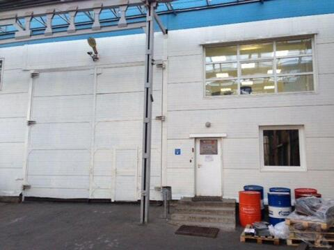 Продажа производственного комплекса 4160 кв.м с арендатором. - Фото 1