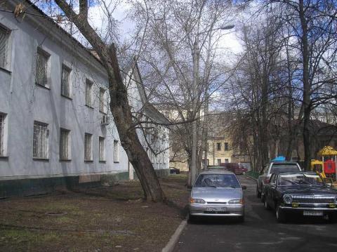 Осз 1060 м. Под офис, гостиницу, свободного назначения б.Очаковская 15 - Фото 2