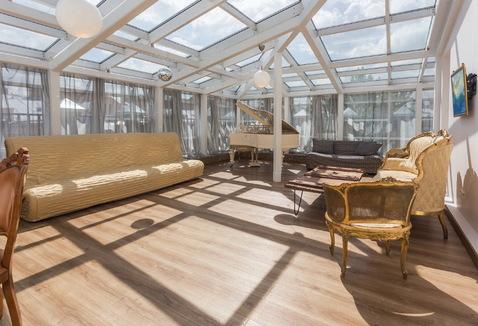 Изысканная квартира с большой террасой в центре посуточно - Фото 3