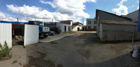 Земельный участок промназначения 1140 кв.м.+ офис и ангары - Фото 2