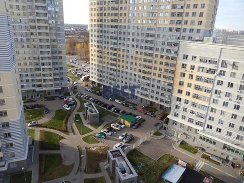 Трехкомнатная Квартира Москва, улица Адмирала Лазарева, д.63, корп.1, . - Фото 1