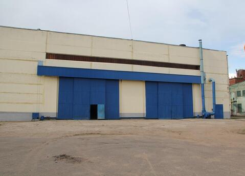 Производственное предприятие 12 000 м2, участок 3,5 га. - Фото 1