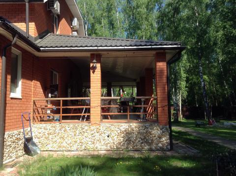Жилой дом д. Углешня Чеховский р-н - Фото 3