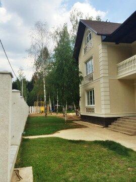 Кирпичный дом 400 м2, чистовая отделка, газ и свет, Калужское ш 24 км - Фото 4
