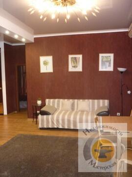 Сдается четырехкомнатная квартира с евроремонтом - Фото 5