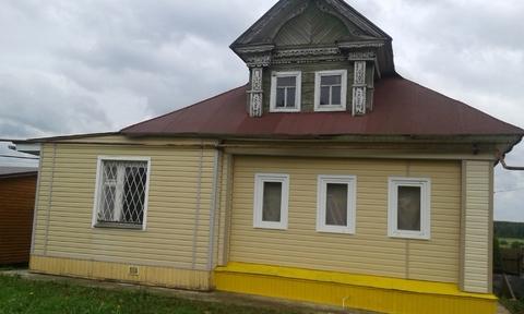Продам дом в дер.Налескино Городецкого района - Фото 1