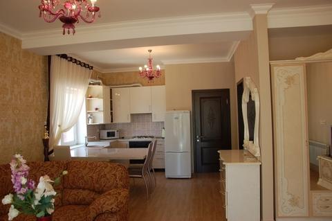 3-к.квартира с летней террасой в клубном доме в Партените - Фото 4
