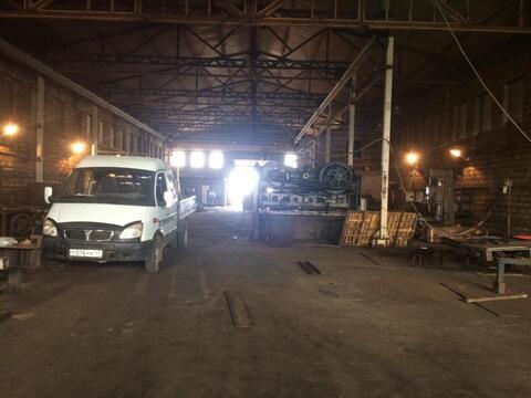Производство, автосервис 1210 м2, Федоровское. - Фото 3