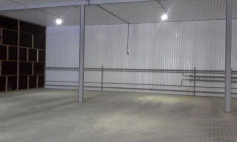 Производственное помещение на огороженной охраняемой территории - Фото 1
