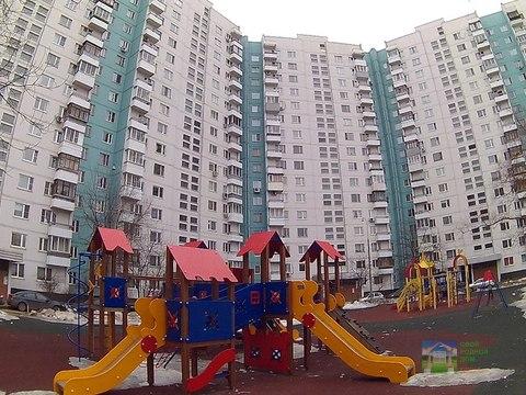 Продажа квартиры, м. Щелковская, Ул. Красноярская - Фото 1