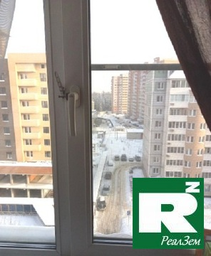 Двухкомнатная квартира в Обнинске на улице Калужская, дом 15 - Фото 1